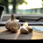 Как сохранить чеснок в домашних условиях