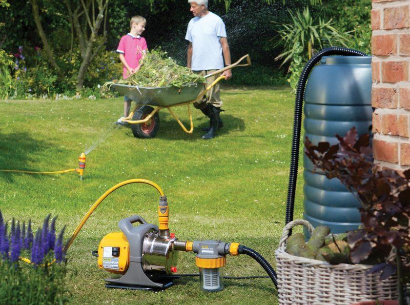 Водопровод на даче: источники подачи воды, выбор насоса и труб