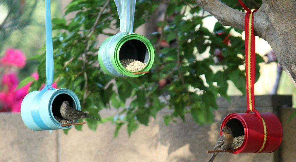 Птицы своими руками фото оригинальные идеи