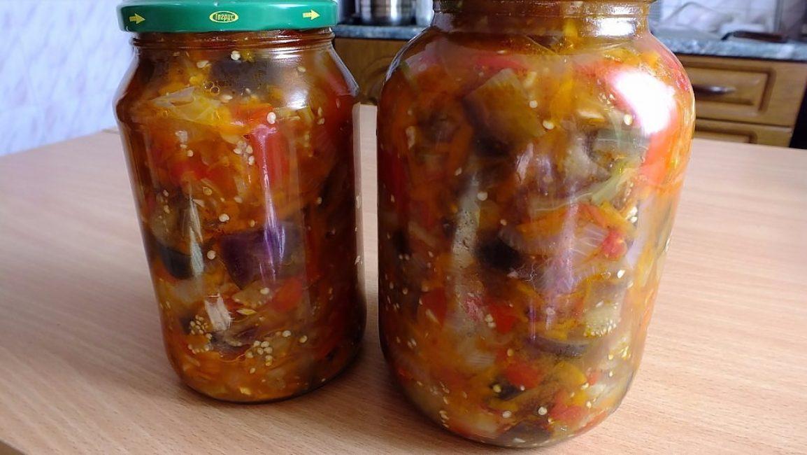 Манжо салат