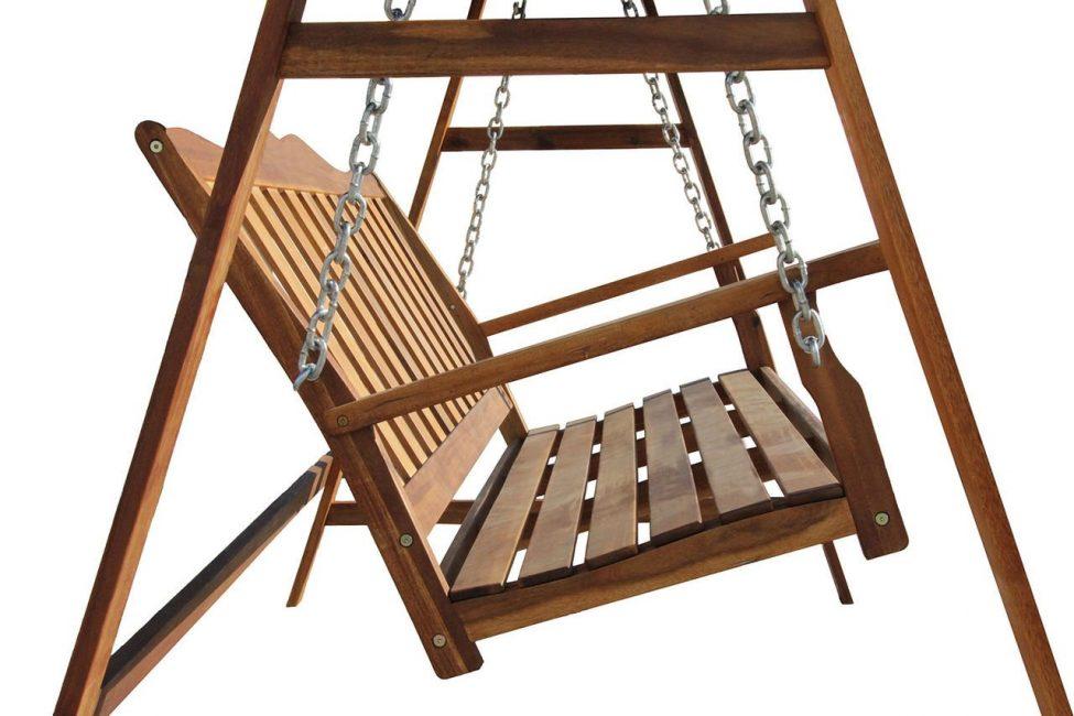 В том случае, когда у родителя есть хоть малейшие навыки выполнения плотничьих работ, то сидение можно сделать для удобства со спинкой.