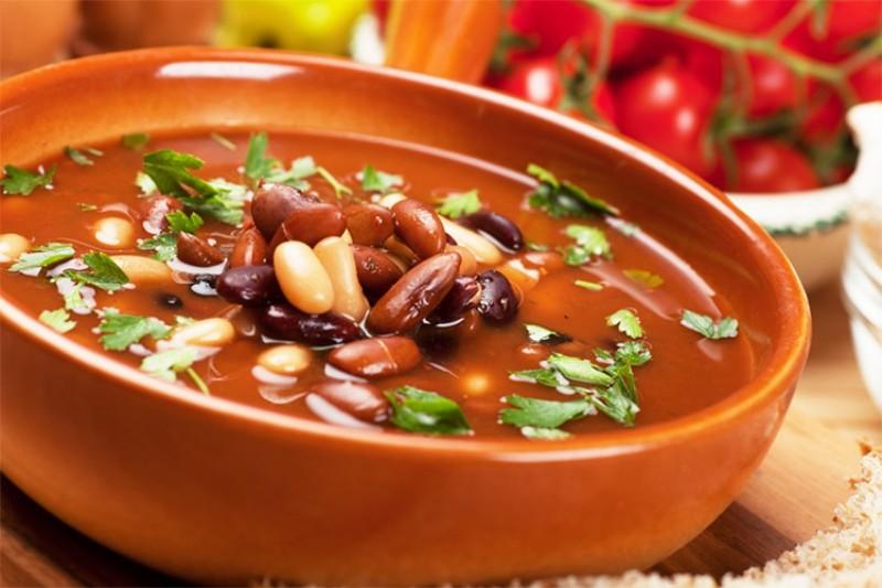 Закуска подойдёт для приготовления фасолевого супа