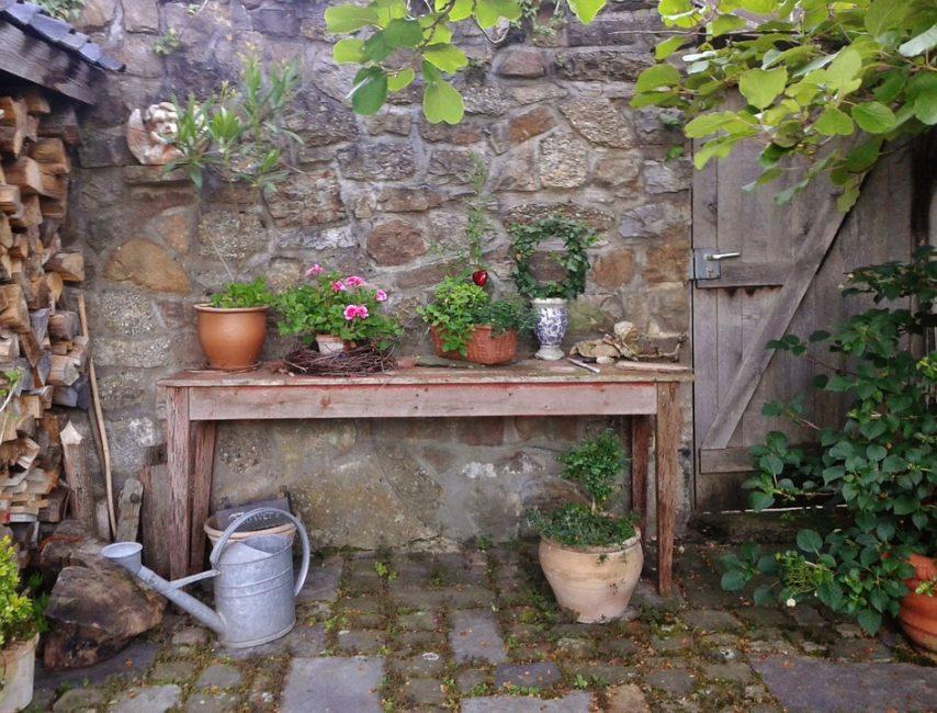 Творческая мастерская садовода