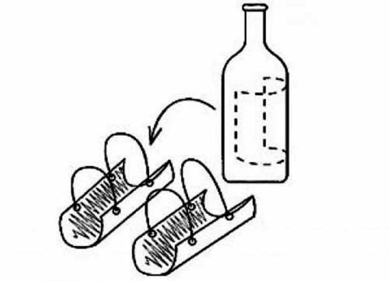 наколенники из пластиковых бутылок