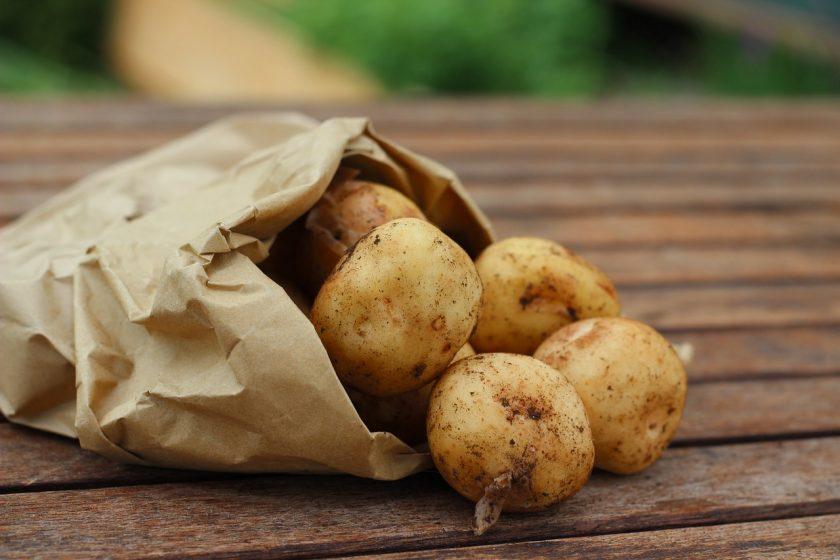 блюда из картошки рецепты