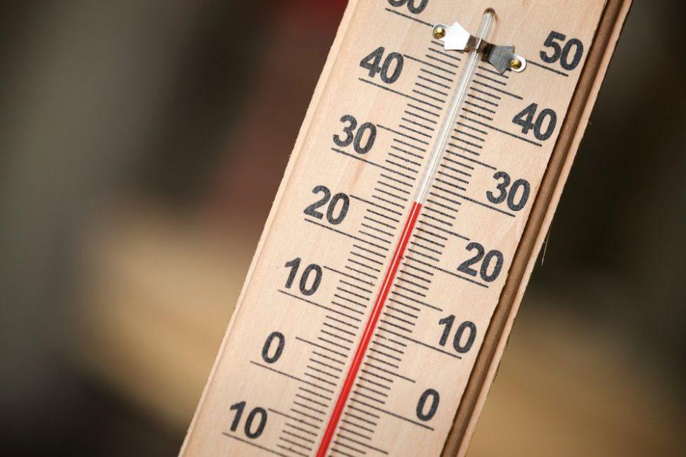 Градусник для контроля температуры в помещении