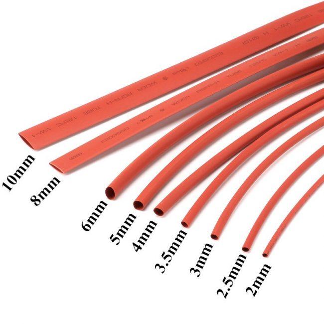 Термоусадочный рукав для электропроводки