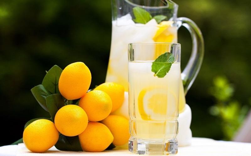 Лимонный напиток с медом – заряд бодрости и хорошего самочувствия!