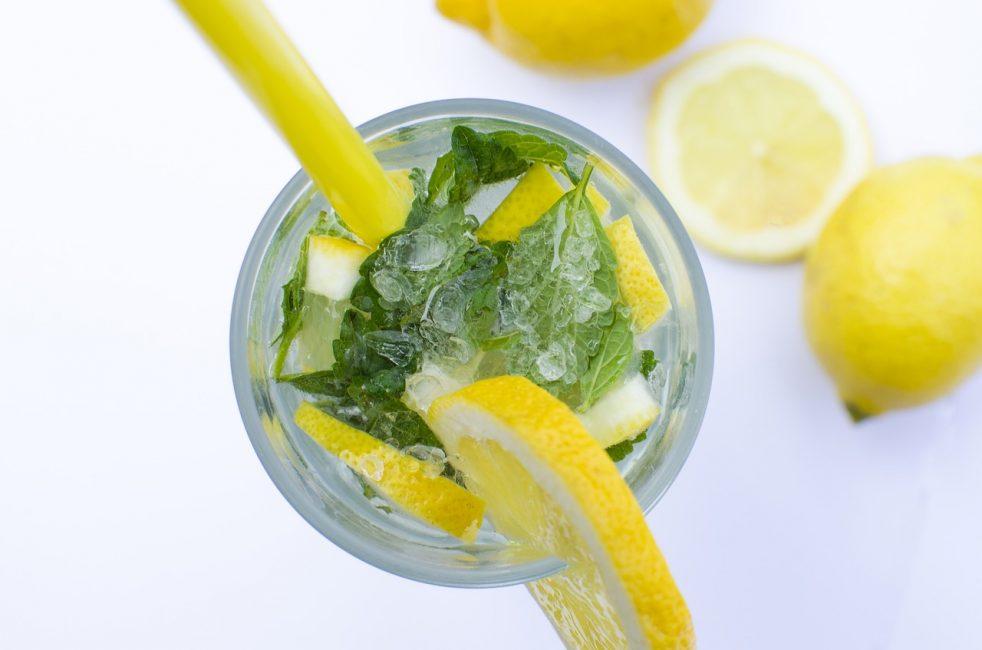 Лимонный Мохито