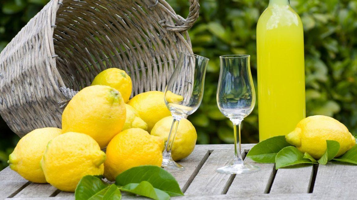 Лимонный ликер не только вкусен, но и необычайно полезен