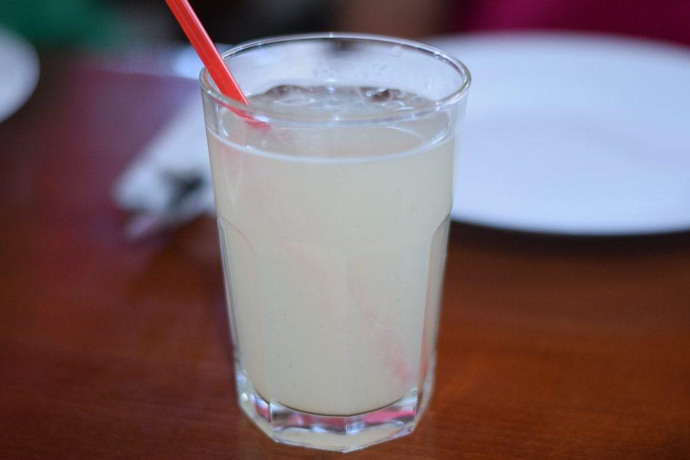 Вкусный и полезный лимонный сок