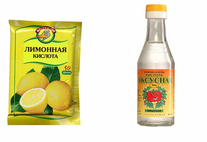 противном отличие лимонной кислоты от лимонного сока эксперты помогут Вам