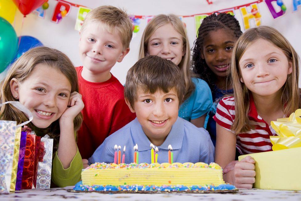 День рождение мальчика 10 лет