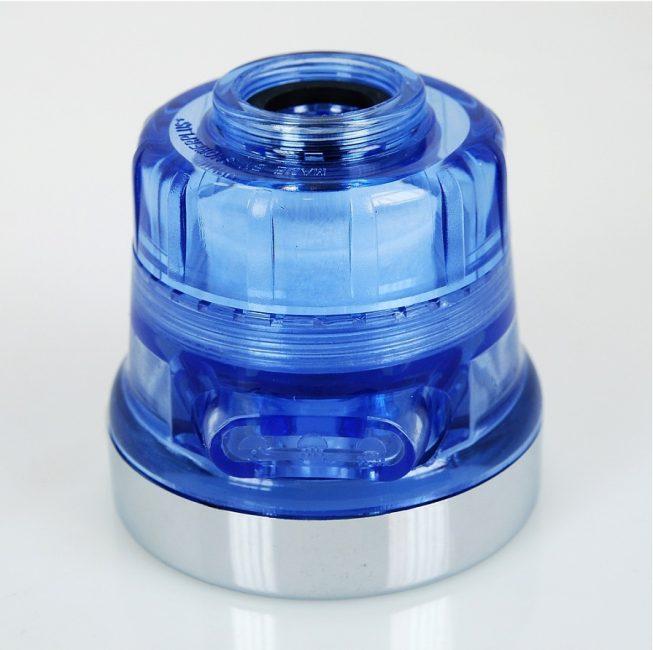 Фильтрующая насадка на стандартный кран