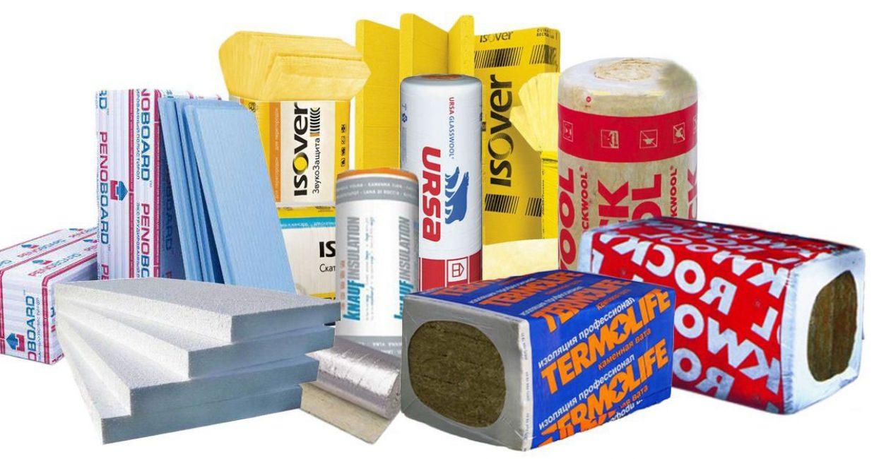 Ассортимент теплоизолирующих материалов, реализуемых сегодня на рынке, достаточно широк.