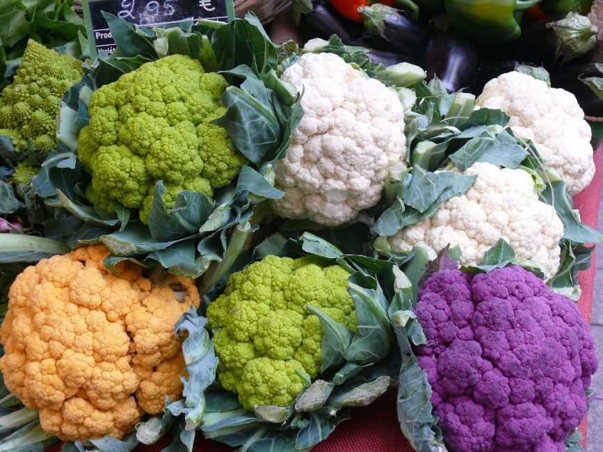 Цветная капуста имеет множество преимуществ по сравнению с другими видами