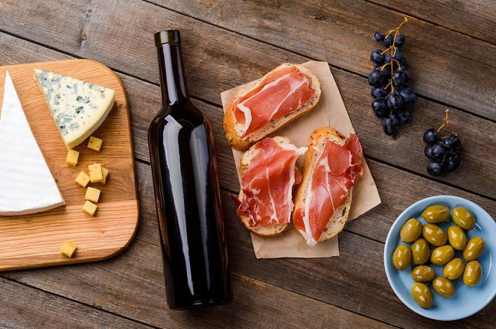 Окорок по-испански – совершенство вкуса!