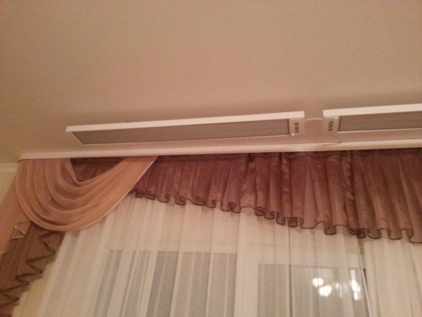 Инфракрасный потолочный обогреватель с терморегулятором - современные технологии в вашем доме (Цены) +Отзывы