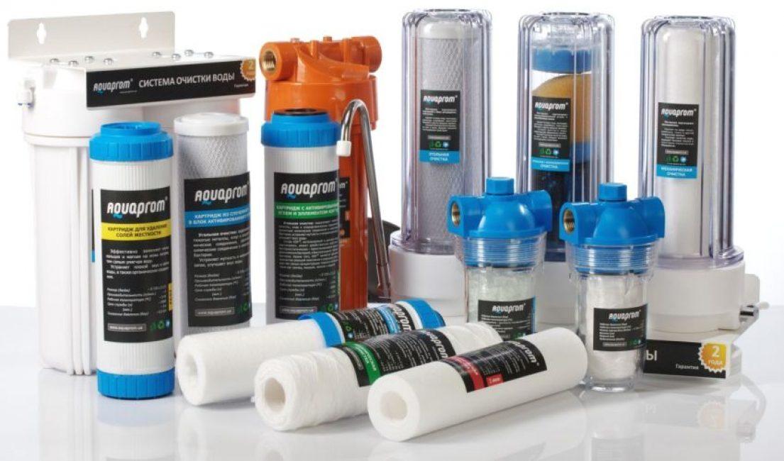 Отечественные производители фильтрационного оборудования предлагают привлекательные расценки на свою продукцию