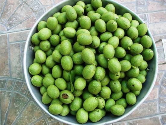 Орехи для варенья