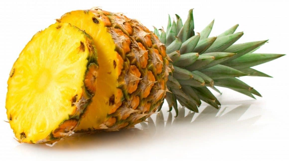 Верхушка ананаса