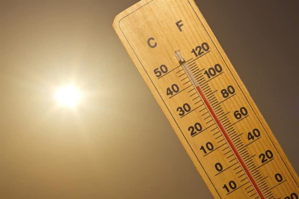 лето жарко высокая температура на улице