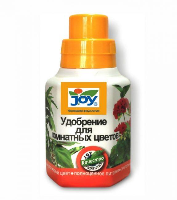 Жидкое удобрение для комнатных цветов