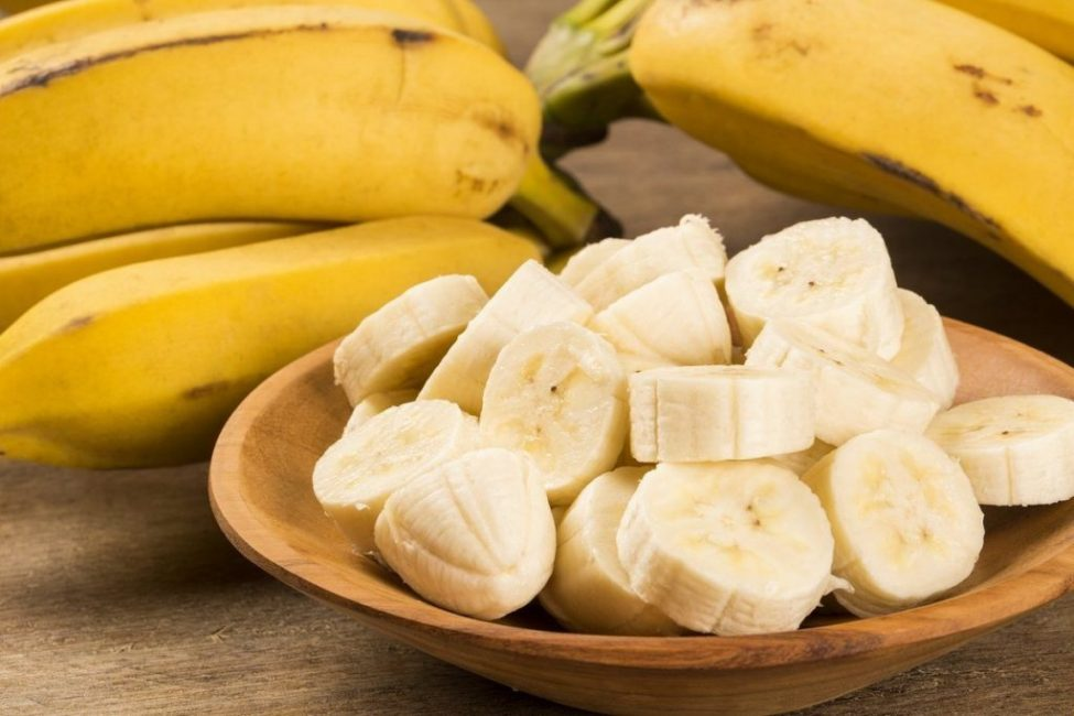 Банан, руккола и огурец помогут избавиться от морщин