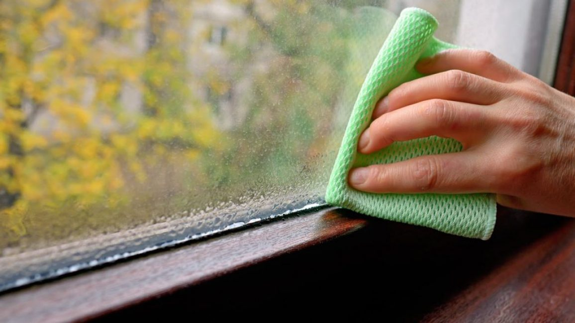 Точка росы прямопропорциональна уровню влажности в комнате