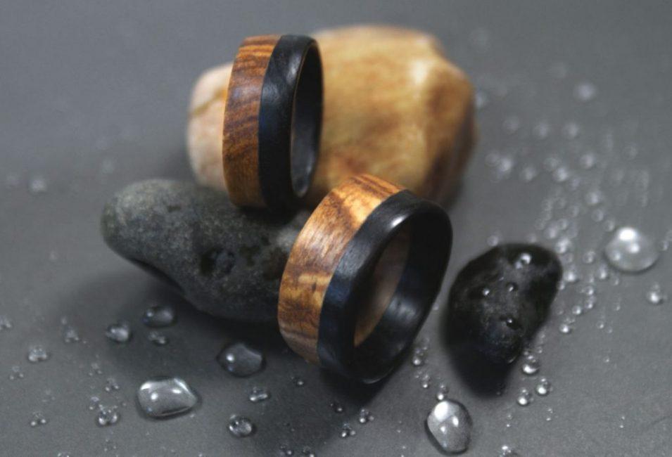Из древесины букса делают даже кольца