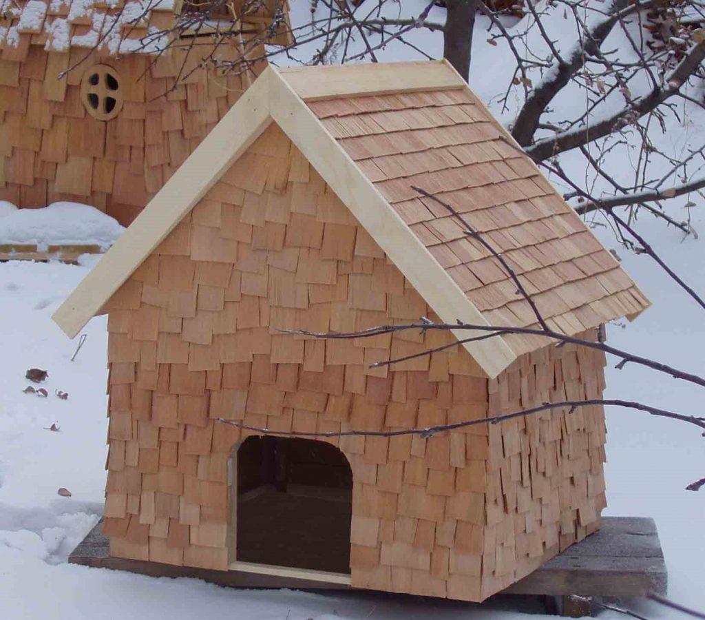 Собачья будка своими руками размеры и чертежи фото 467