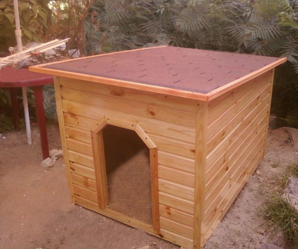 Собачья будка своими руками размеры и чертежи фото 648