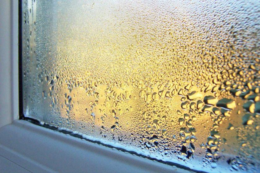 потеют окна в доме