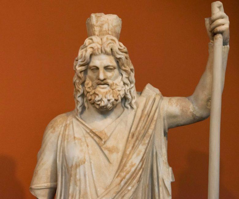 Древние греки изображали ветвь кипариса рядом с богом Плутоном