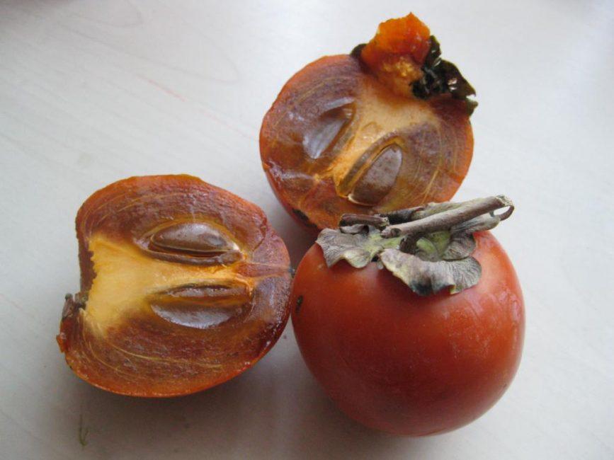 Плоды королька при удачном опылении