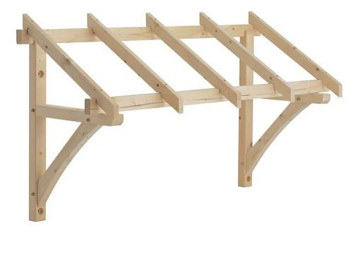Простейший деревянный каркас