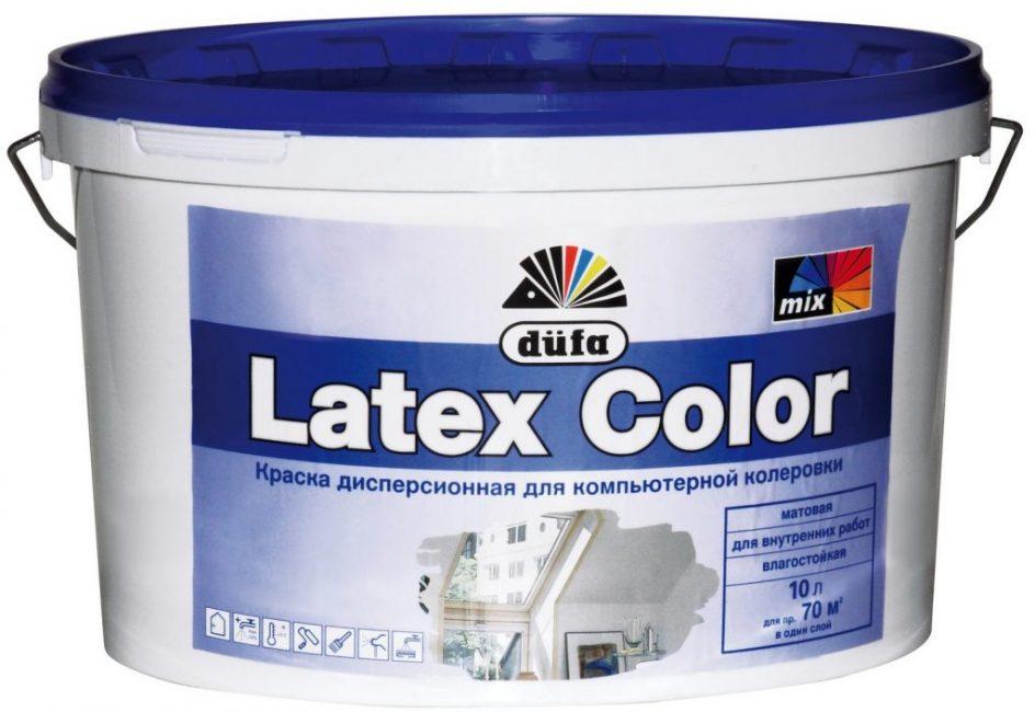 Латексная краска