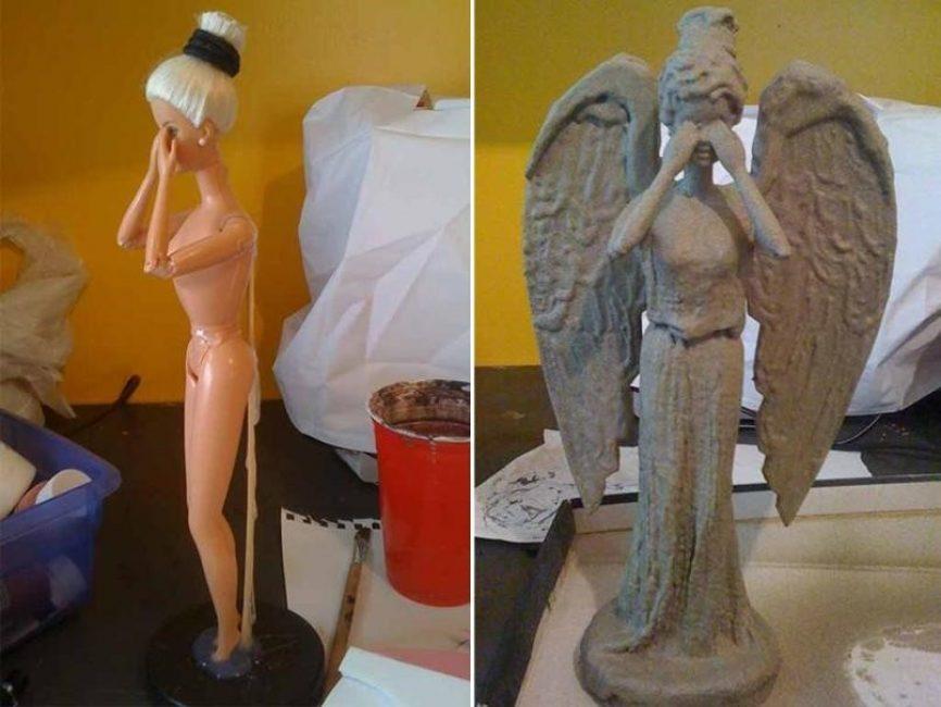 Статуя сказочной феи