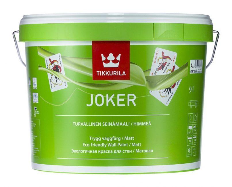 Tikkurila Joker (Латексная)