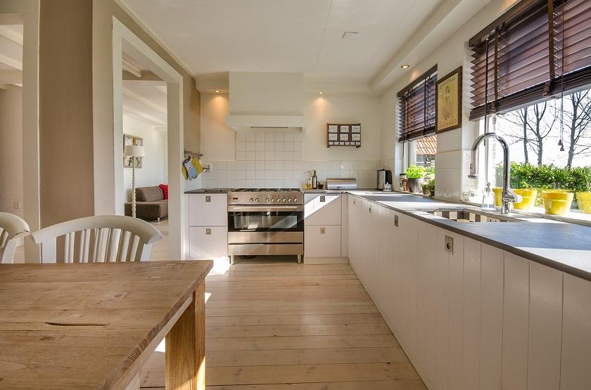 какой пол на кухне