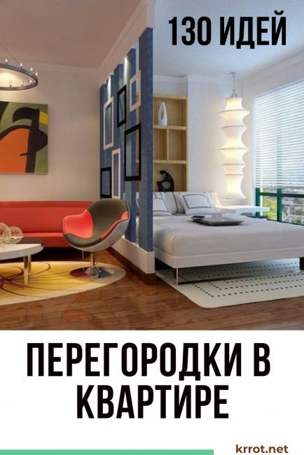 Перегородки в квартире