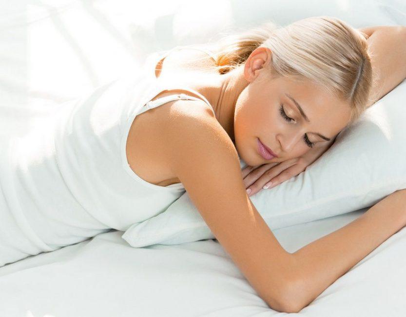 Полноценный отдых подарит заряд бодрости на весь день