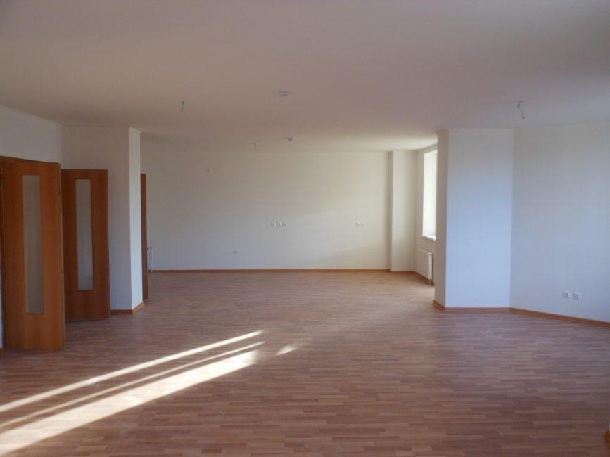 Квартира с чистовой отделкой