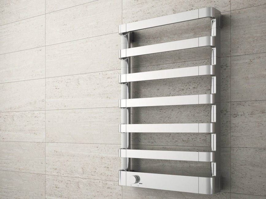 Стильное устройство для современной ванной комнаты