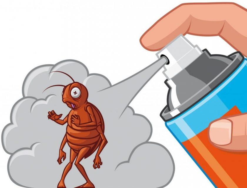 Отрава для тараканов профессиональная