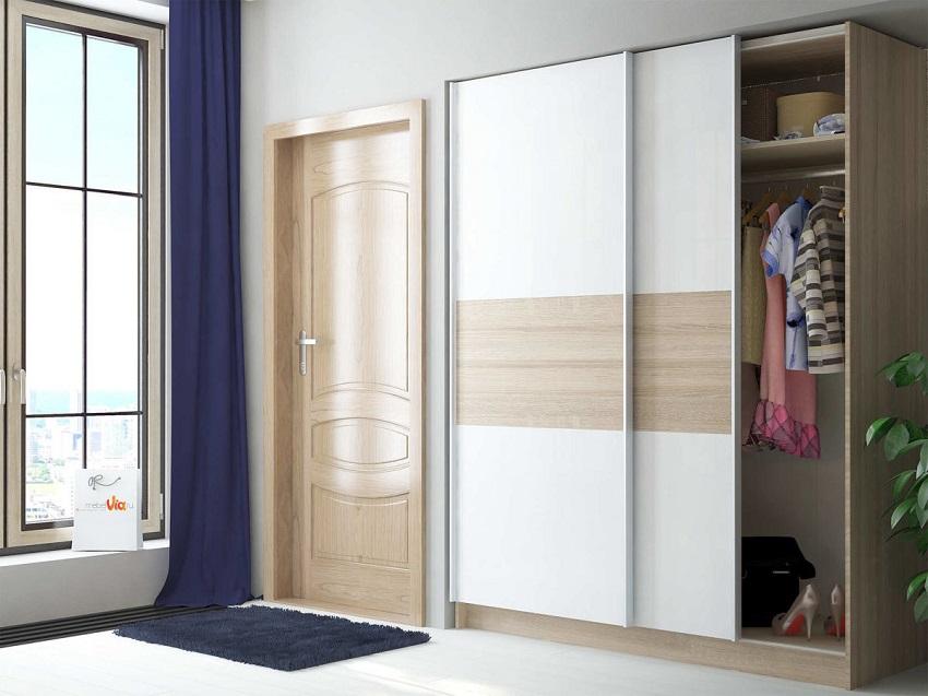Двери для шкафа-купе своими руками