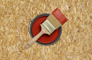Чем и как покрасить ОСБ: выбираем надёжную краску и метод покрытия (Фото & Видео) +Отзывы