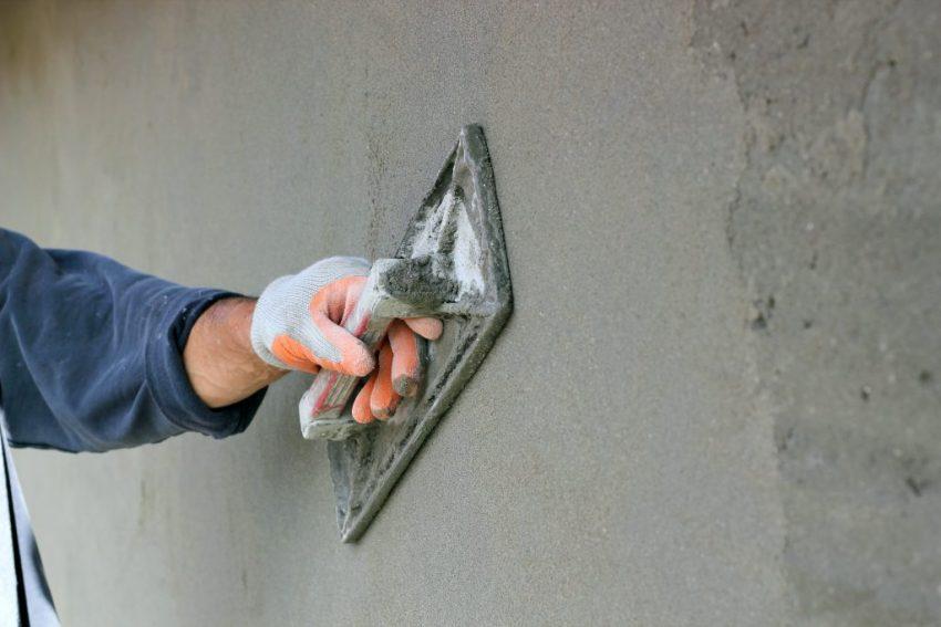 штукатурные материалы для стен