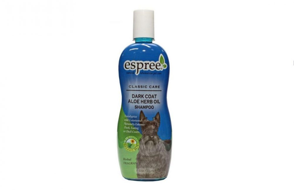 Espree Dark Coat Aloe Herb Oil