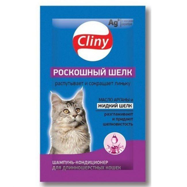 Cliny Роскошный шелк
